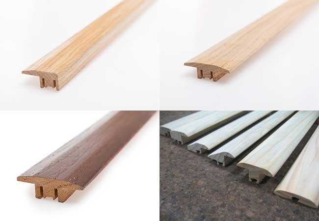деревянные порожки для швов