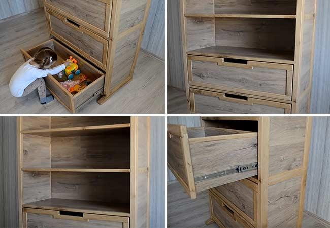 шкаф из ламината своими руками
